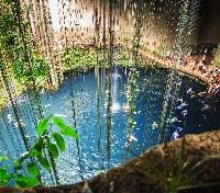 Highlights of the Yucatan Tours 2020 - 2021 -  Blue Cave Cenote