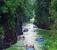 Costa Rica Off The Beaten Path Tours 2018 - 2019 -  River Rafting