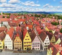 Romantic Road Discovery Tours 2019 - 2020 -  Rothenburg ob der Tauber