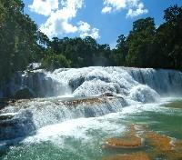 Highlights of Mexico: Art & Archaeology Tours 2019 - 2020 -  Agua Azul