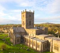 Wales Highlights Tours 2019 - 2020 -  St. Davids Cathedral