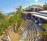 Costa Rica Highlights Tours 2019 - 2020 -  Villa Caletas Anfiteatro Restaurant