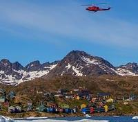 Greenland: The Last Frontier Tours 2019 - 2020 -  Helicopter Flightseeing