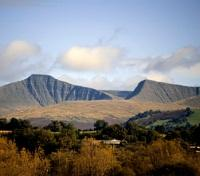 Northern Wales Highlights Tours 2017 - 2018 -  Black Mountains
