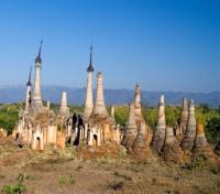 Mysteries of Myanmar Tours 2019 - 2020 -  Indein Ruins