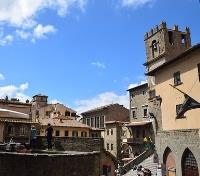 Umbria: The Green Heart of Italy Tours 2019 - 2020 -  Cortona Old Town