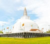 Sri Lanka Signature Tours 2019 - 2020 -  Dagoba in Anuradhapura